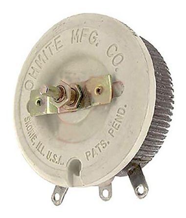 Rheostat WWt 15R 150W 3.163A Shaft 1/4