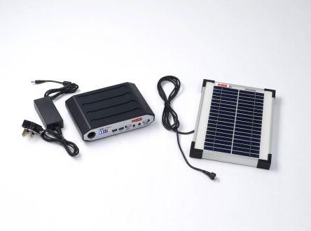 Solar Power Lithium Power Pack 2000mAH