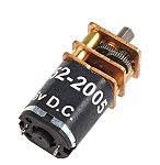 RS PRO Brushed DC Motor, 0 58 W, 6 V, 3 9 gcm, 13500 rpm, 2 5mm Shaft  Diameter