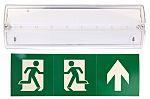 Luces de Emergencia, 3 W, LED