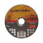 Discos de fibra 3M™ Cubitron™ II