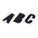 Alphanumeric Lettering Labels