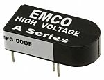 Isolated DC to High Voltage DC Converters