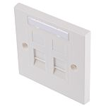 Networking Faceplates & Outlets