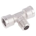 Pneumatic Tee Threaded Adaptors