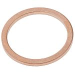 Copper Washers for Pneumatic Push-In Fittings