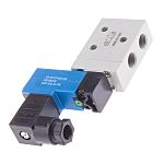 Pneumatic Solenoid/Pilot-Operated Control Valves