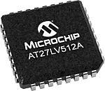 Eprom Chip 256 kbit 32K X 45ns 32-Pin de 8 Bits Microchip tecnología AT27C256R-45JU