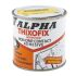 Alpha Adhesives & Sealants Ltd THIXOFIX Gel Rubber & Contact Adhesive, 250 ml