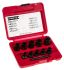 Stanley Proto 10 piece Screw Extractor Set