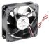 ARX, 12 V dc, DC Axial Fan, 120 x 120 x 38mm, 291.6m³/h, 14.4W