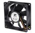 ARX, 24 V dc, DC Axial Fan, 80 x 80 x 25mm, 69m³/h, 3.84W