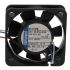 ebm-papst 400F Series Axial Fan, 40 x 40 x 10mm, 9m³/h, 800mW, 12 V dc