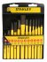 Stanley 12 piece Punch Set, Starter Punch: 140; Centre Punch: 101; 114; Pin Punch: 152; Cold Chisel: 141; 152; 171 mm