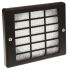Fan Filter, Fan Mounted 162 x 136mm, for 119mm Fan PC, Synthetic Fibre