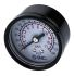 SMC 5K4-10 Analogue Positive Pressure Gauge Back Entry 10bar, Connection Size R 1/4