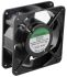 Sunon DP200 Series Axial Fan, 119 x 119 x 38.5mm, 97 cfm, 117 cfm, 22W, 220 → 240 V ac