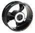 COMAIR ROTRON CD24B3 Series Axial Fan, 254 x 254 x 88.9mm, 550cfm, 29W, 24 V dc