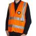 Unilite Orange Hi Vis Vest, XL