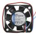 ebm-papst 400F Series Axial Fan, 40 x 40 x 10mm, 8m³/h, 800mW, 24 V dc