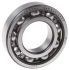 SKF 6207 35mm Deep Groove Ball Bearing, 72mm O.D
