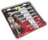 Gear Wrench 7 Piece Combination Spanner Set