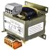 Block 250VA Isolating Transformer, 215V ac, 230V ac, 245V ac, 385V ac, 400V ac, 415V ac Primary 2 x, 115V ac Secondary