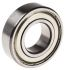 25mmPlain Deep Groove Ball Bearing 52mm O.D