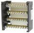 Entrelec 8路 灰色 同轴电缆, 80A , 6 AWG, 8 AWG线规格, 600 V