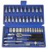 MTI 568-514 46 Piece Socket Set, 1/4 in Square Drive