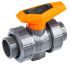 Georg Fischer 32mm High Pressure Ball Valve Plastic 2 Way