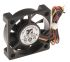 ARX, 12 V dc, DC Axial Fan, 40 x 40 x 10mm, 8.9m³/h, 1.2W