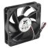 ARX, 24 V dc, DC Axial Fan, 120 x 120 x 25mm, 180.8m³/h, 5.52W