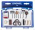 Dremel 52 piece Accessory Kit, for use with Dremel Tools