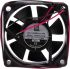RS PRO Axial Fan, 60 x 60 x 15mm, 12cfm, 1.2W, 24 V dc