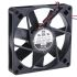 RS PRO Axial Fan, 80 x 80 x 15mm, 30cfm, 4.6W, 24 V dc