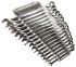 Gear Wrench 16 Piece Ratchet Spanner Set