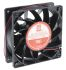 RS PRO Axial Fan, 120 x 120 x 38mm, 226cfm, 48W, 48 V dc