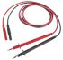Hirschmann Test & MeasurementMultimeter Test Lead 972337002 Test Probe Kit, CAT II 1000 V, CAT III 1000 V