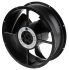 COMAIR ROTRON Caravel Series Axial Fan, 254 x 88.9mm, 935m³/h, 60W, 230 V ac