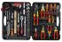 RS PRO 88 Piece Electricians Tool Kit with Case, VDE Approved
