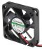 Sunon MB Series Axial Fan, 45 x 45 x 10mm, 15.6m³/h, 1.26W, 12 V dc