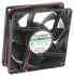 Sunon ME Series Axial Fan, 80 x 80 x 25mm, 63m³/h, 1.4W, 24 V dc