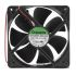 Sunon, 24 V dc, DC Axial Fan, 120 x 120 x 38mm, 234.6m³/h, 9.2W