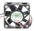 Sunon ME Series Axial Fan, 40 x 40 x 10mm, 13.6m³/h, 1.08W, 5 V dc