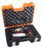 Bahco BP815K1, 11 Pieces Socket & Wrench Set 1/2 in Hexagon Drive