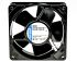 ebm-papst 4000Z Series Axial Fan, 119 x 119 x 38mm, 160m³/h, 19W, 230 V ac