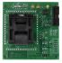 MSP-TS430PM64, Chip Programming Adapter 64 Pin ZIF Socket Board
