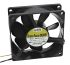 Sanyo Denki San Ace 9WP Series Axial Fan, 80 x 80 x 25mm, 61.9m³/h, 1.68W, 24 V dc, IP68