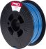 RS PRO 2.85mm Blue PLA 3D Printer Filament, 1kg